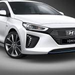 coche eléctrico Hyundai ioniq