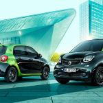 coche eléctrico Smart Fortwo