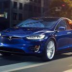 coche eléctrico Tesla Model X